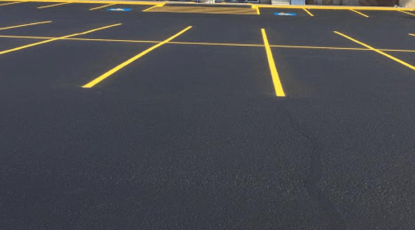 Parking Lot Paving Kent WA