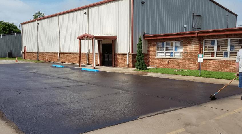 Parking Lot Repair Kent WA (2)